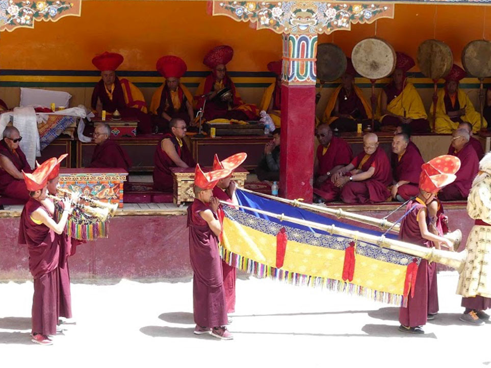 festival-monastique-inde